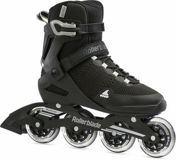 Rollerblade Herren Sirio 84 Inline-Skate, Nero/Bianco, 45.5 EU