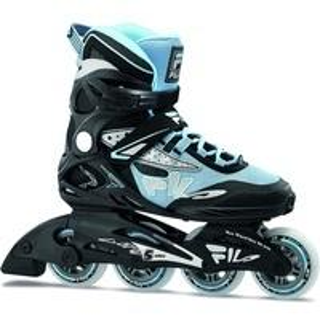 Fila LEGACY COMP LADY Inline Skate 2021 black/blue 37,5