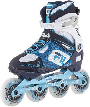 Fila Legacy PRO 84 Lady Inline Skate, blau/weiß/hellblau, 8
