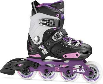 Fila NRK G JUNIOR Inline Skate 2021 black/violet/pink 28-31