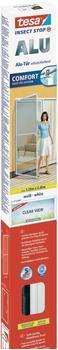 Tesa 55197 Fliegengitter Comfort für Tür XL weiß