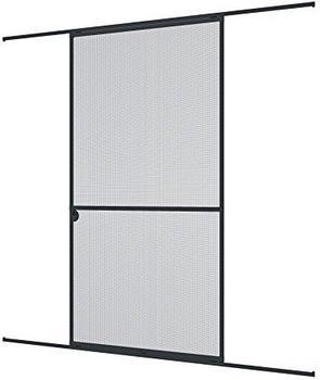 Windhager Insektenschutz Schiebe-Tür (120 x 240 cm)