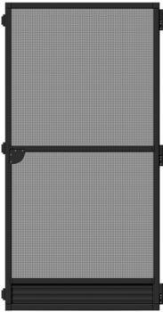 Schellenberg Plus 100 x 210 cm anthrazit (70051)