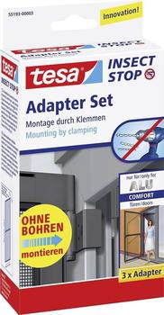 Tesa Alu-Scharnier für Insektenschutz (55193-00003)