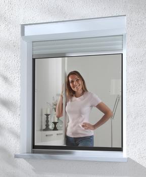 Hecht international Hecht Fensterbausatz 130x150 cm