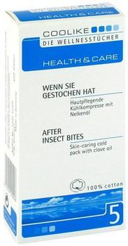 Coolike Insektentuüher Nach Dem Stich (5 Stk.)