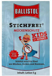 Hager Pharma Ballistol Stichfrei Kids Sachet (5g)
