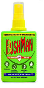 Bushman Anti-Insect Deet 40% Spray (90ml)