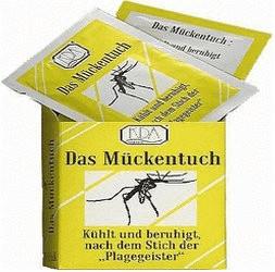 Kda Mückentuch Nach Dem Stich Kda (10 Stk.)