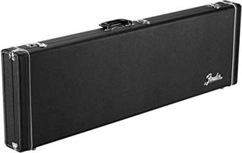 Fender Classic Series Bass Wood Case - Jazz Bass/Precision Bass - Black