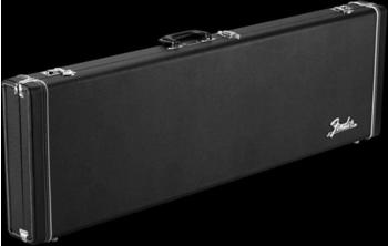 Fender Classic Series Wood Case Mustang/Duo Sonic Black