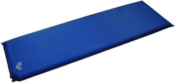 Explorer Selbstaufblasende Thermomatte 200 x 66 x 6 (blau)