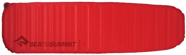 Sea to Summit Comfort Plus Self Inflating Mat (Reg, red)