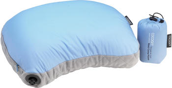 Cocoon Cocoon Air Core Hood/Camp Pillow light blue / grey