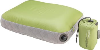 Cocoon Air Core Pillow UL S wasabi / grey