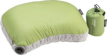 Cocoon Cocoon Air Core Hood/Camp Pillow wasabi / grey