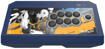 Hori Nintendo Switch Real Arcade Pro V Street Fighter Chun-Li Edition