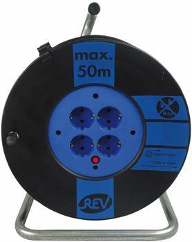 REV-Ritter Kunststofftrommel ohne Kabel 008840