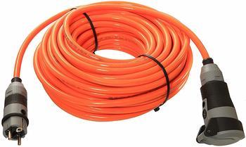 as-schwabe-strom-verlaengerungskabel-25m-orange-62261