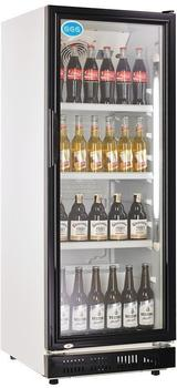 GGG Flaschenkühler 230 L schwarz/weiß