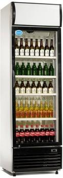 GGG Flaschenkühler 430 L schwarz/weiß