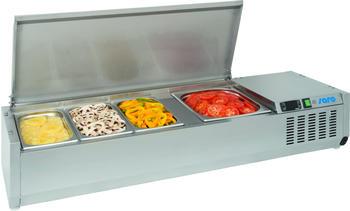 Saro Aufsatzkühlvitrine VRX 1600 S/S