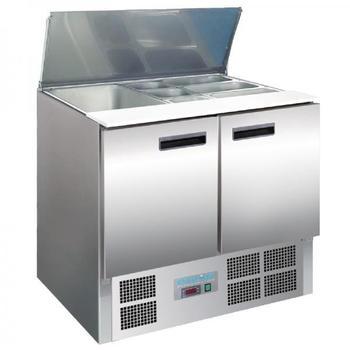 Polar gekühlte Saladette 240 Liter 5050984131929 (G606)