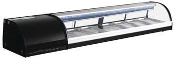 Polar Kühlvitrine für Sushi 180cm 5050984523977