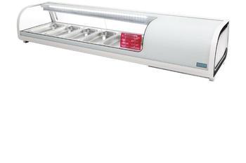 Polar Kühlvitrine für Tapas 5050984451539 (CP728)