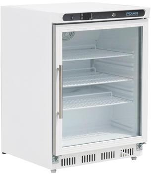 Polar Display Kühlschrank 150 Liter