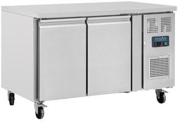 Polar Serie U Kühltisch 282 Liter 2-türig
