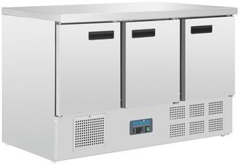 Polar Serie G Kühltisch 3-türig 368 Liter