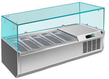 Saro Kühlaufsatz - 1/4 GN Modell VRX 1200 / 330