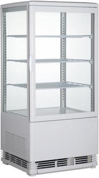 GGG Tisch-Kühlvitrine 428 x 386 x 885 mm