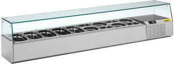 NordCap Aufsatzkühlvitrine A 1320