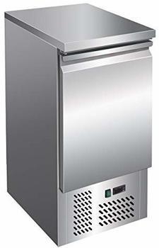 GGG Kühltisch, 435x700x870 mm, 109 L / 88 L,1 Tür
