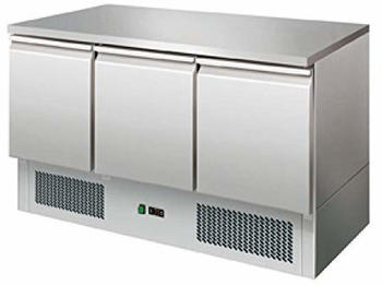 GGG Kühltisch, 1365x700x870 mm, 308 L / 400 L