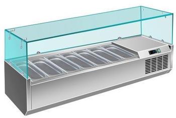 Saro Kühlaufsatz - 1/4 GN Modell VRX 1500 / 330