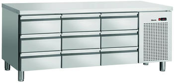 Bartscher Kühltisch S9-100 9 Schubladen 1792 x 700mm