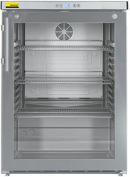 NordCap Umluft-Gewerbekühlschrank UKU 165 I-G