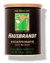 Hausbrandt Decaffeinato Koffeinfrei gemahlen in Dose (250 g)