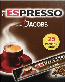 Jacobs Typ Espresso Sticks (25 Stk.)
