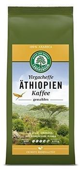 Lebensbaum Äthiopien Kaffee, gemahlen,