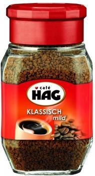 Café Hag Klassisch mild Glas löslich (100 g)