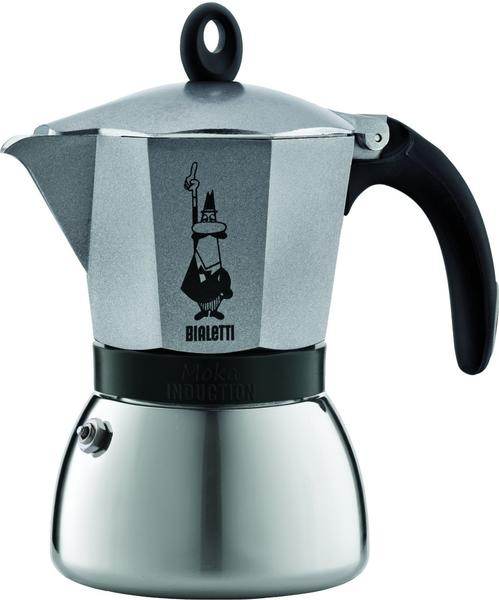 Bialetti Moka Induction 6 anthrazit