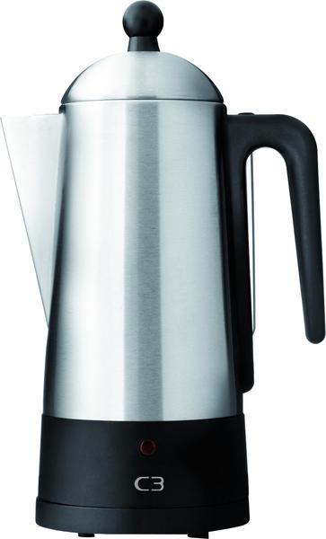C3 Design Perkolator 10 Tassen ECO