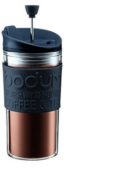 Bodum Travel Press 0,35 l schwarz