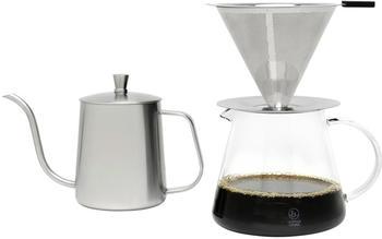 Leopold Kaffeebereiter-Set Slow Coffee