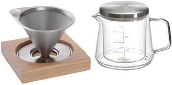 Gräwe Kaffeebereiter mit Dauerfilter (816.35)