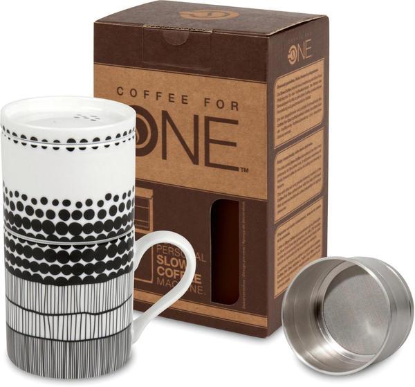 Könitz Kaffeebecher Coffee-for-One 370 ml Feel The Moment